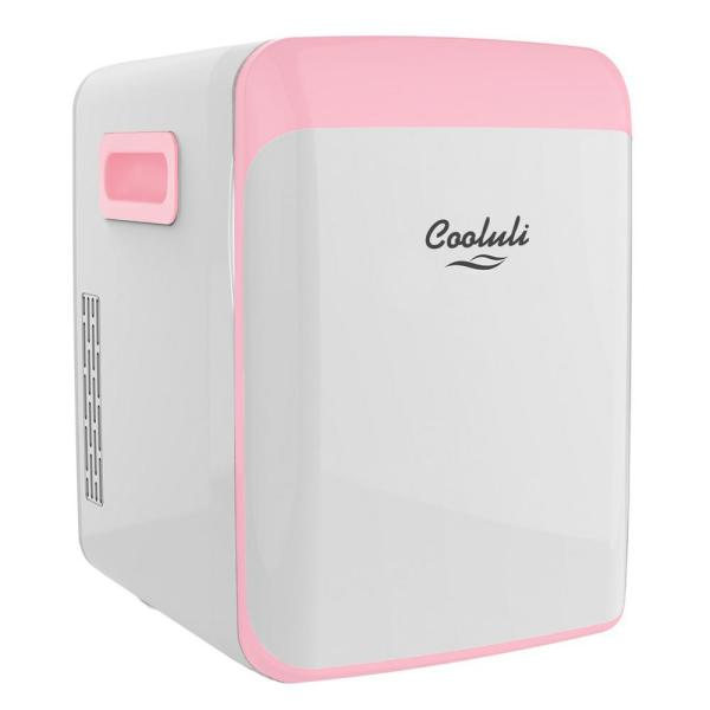 Classic 0.53 cu. ft. Retro Mini Fridge in Pink without Freezer