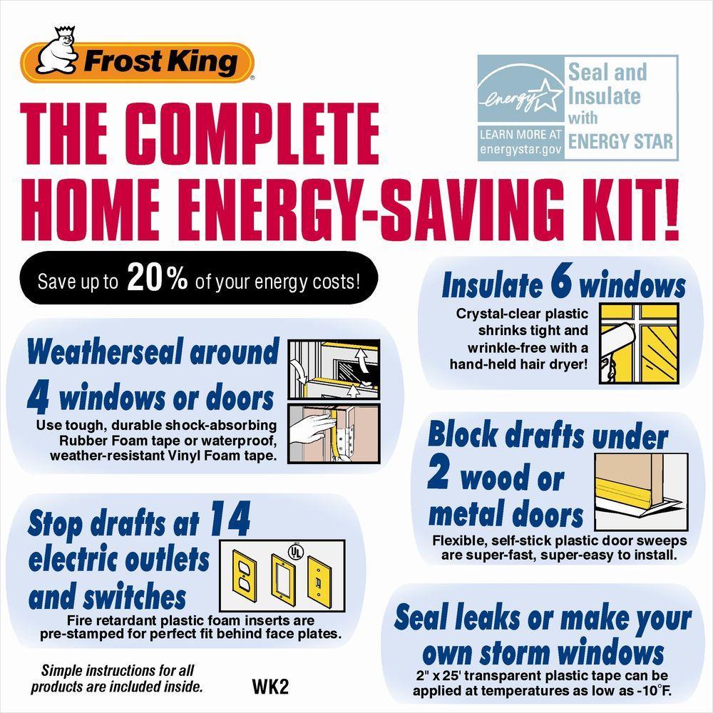Complete Energy Savings Kit