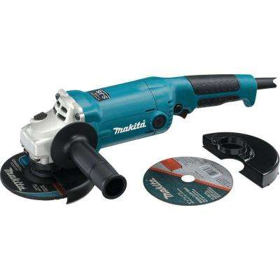 10.5 Amp Corded 6 in. Angle Grinder