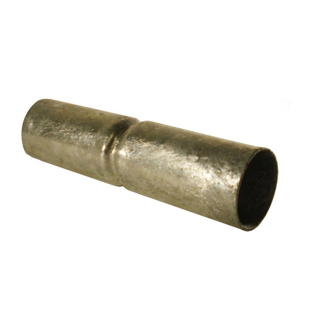 Master Halco 6 In X 1 5 8 In X 1 5 8 In Gray Fence Pipe