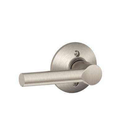 Broadway Satin Nickel Dummy Door Lever