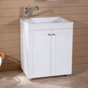 Glacier Bay All In One 27 5 W X 21 8 D Composite Laundry