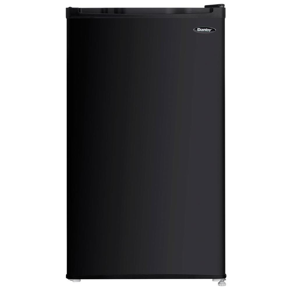 black danby mini refrigerators dcr032c1bdb 64_1000 danby 3 2 cu ft mini refrigerator in black dcr032c1bdb the  at n-0.co