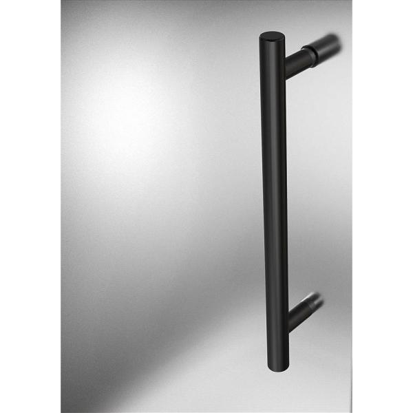 Aston Avalux 33 In X 36 In X 72 In Completely Frameless Shower Enclosure With Frosted Glass In Oil Rubbed Bronze Sen987f Orb 3336 10 The Home Depot