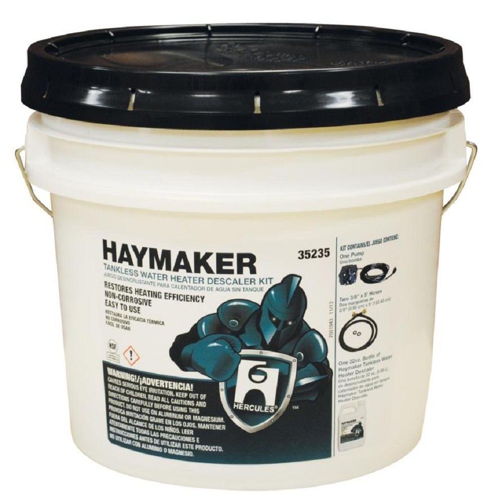 Hercules Haymaker Descaler Kit