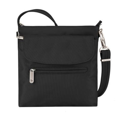 Black Anti-Theft Mini Shoulder Bag