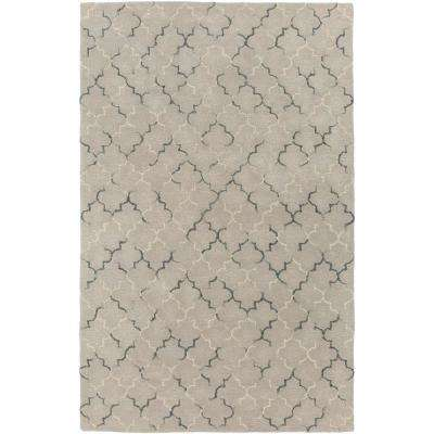 Whiterun Light Gray 2 ft. x 3 ft. Area Rug