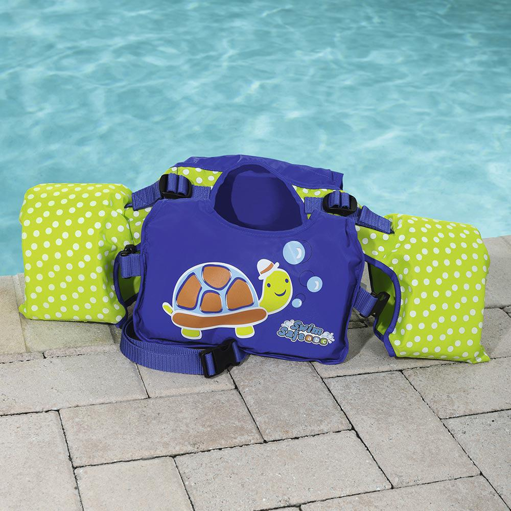 Swim Pal Duo USCG Turtle Swim Trainer