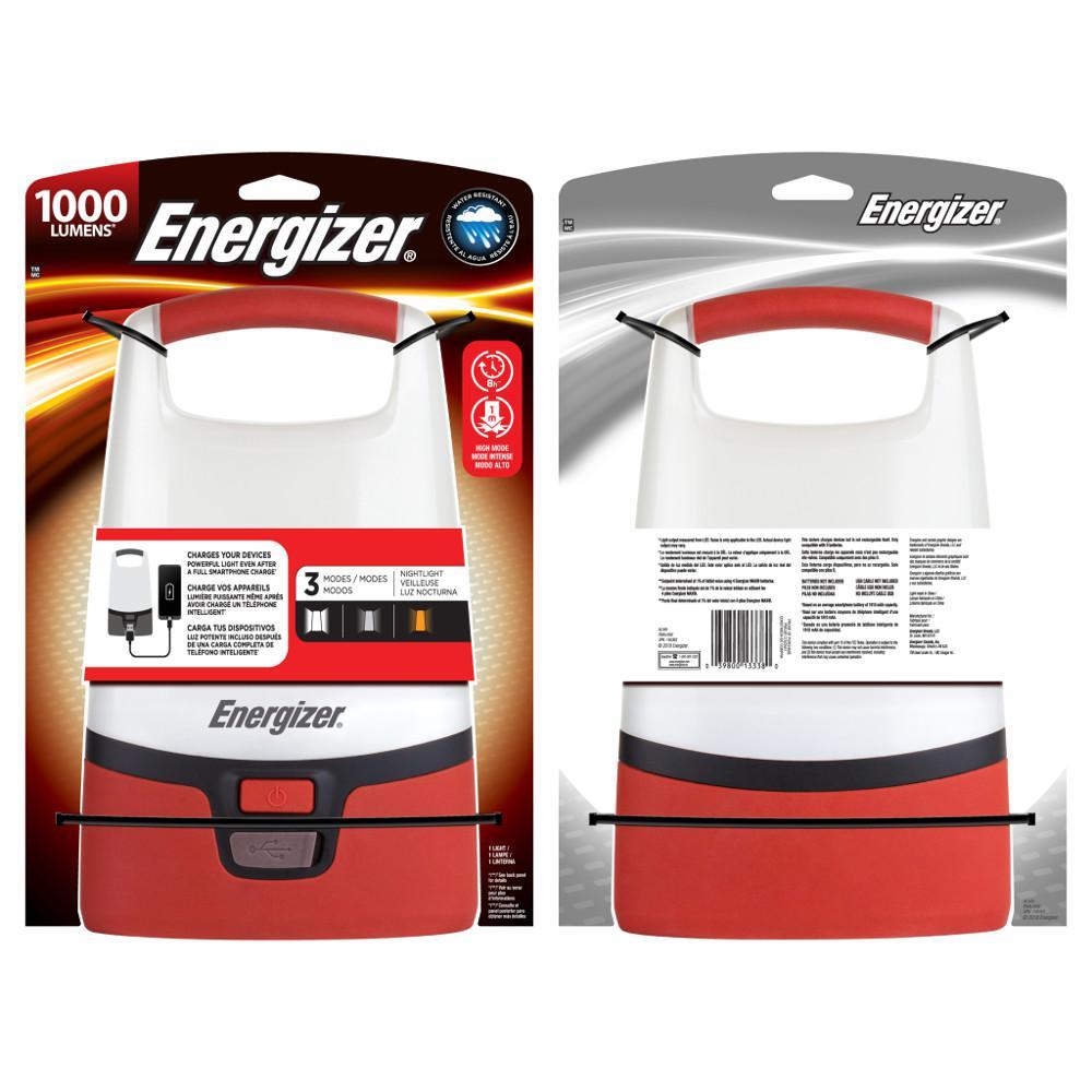 Energizer 1000 Lumens Station Lantern