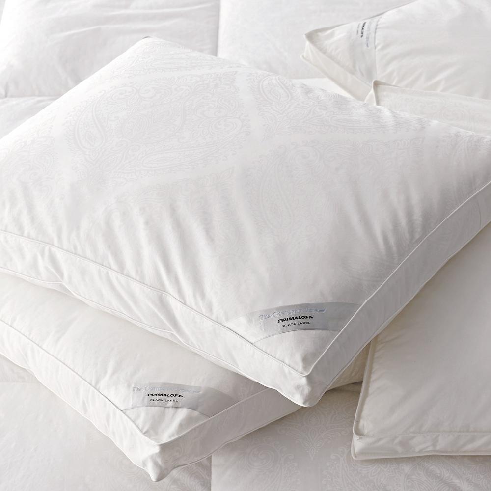 Black Label PrimaLoft Firm Down Alternative King Pillow