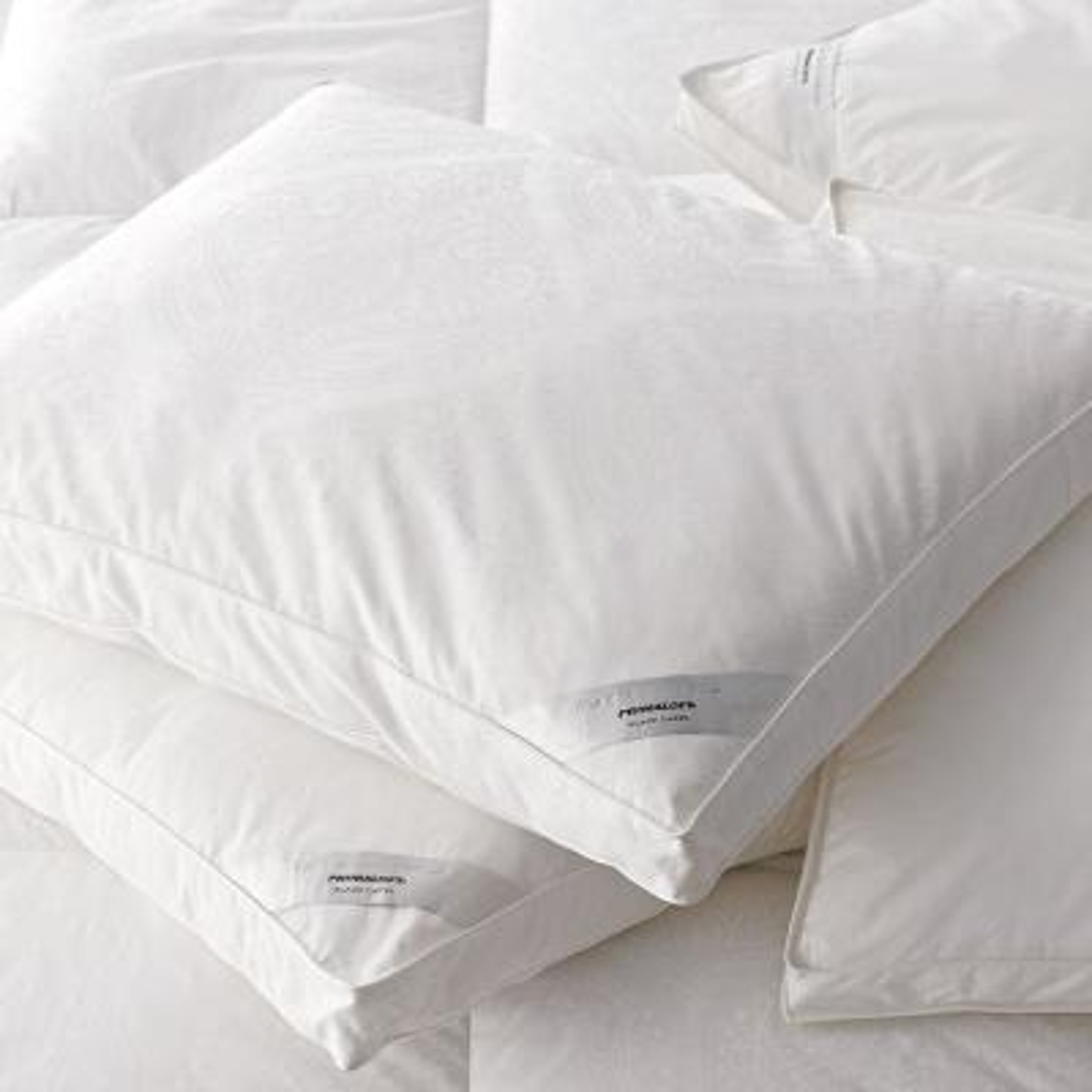 Black Label PrimaLoft Firm Down Alternative Queen Pillow