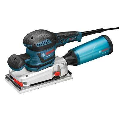 3.4 Amp Corded 1/2 in. Sheet 4.5 in. Orbital Sander Kit with Vibration Control