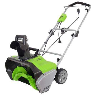 21 in. 13 Amp Electric Snow Blower