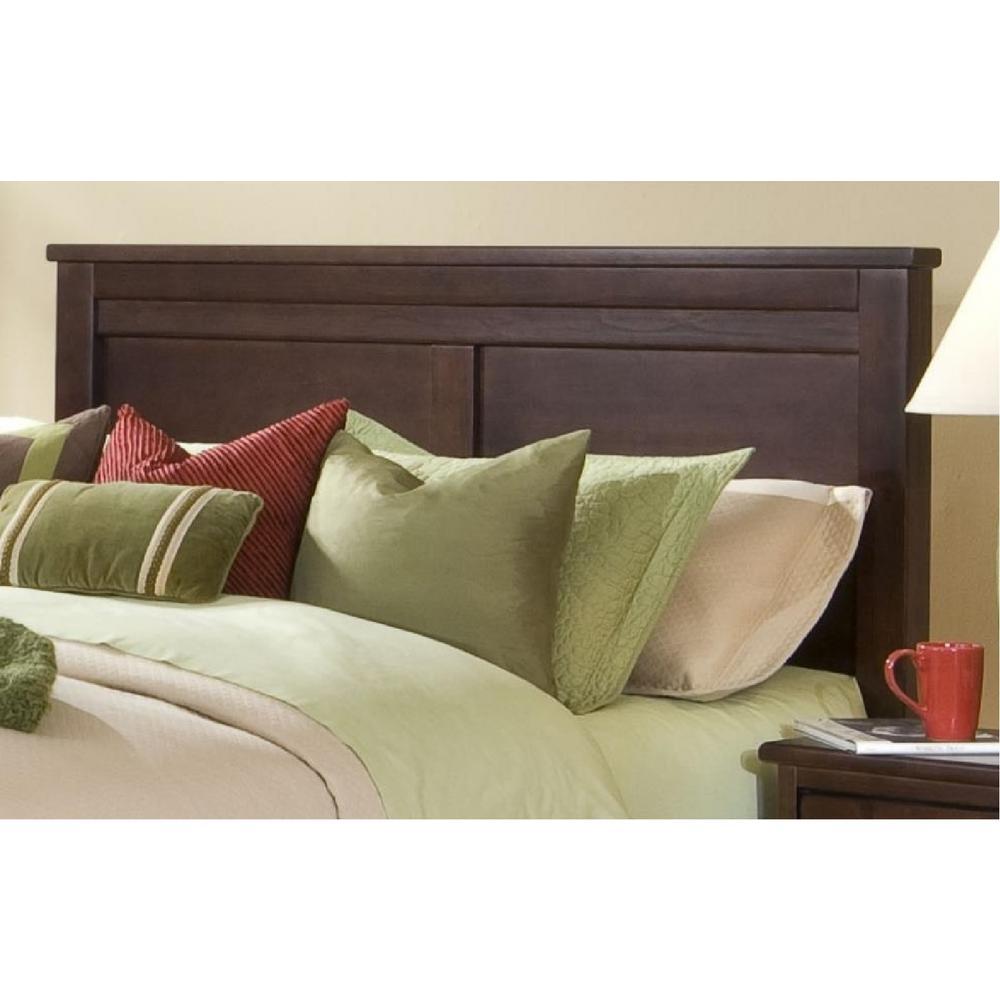 Progressive Furniture Diego Espresso Pine Queen Headboard