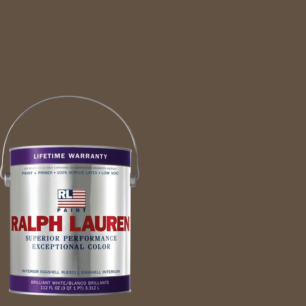 Ralph Lauren 1-gal. Artist Brown Eggshell Interior Paint