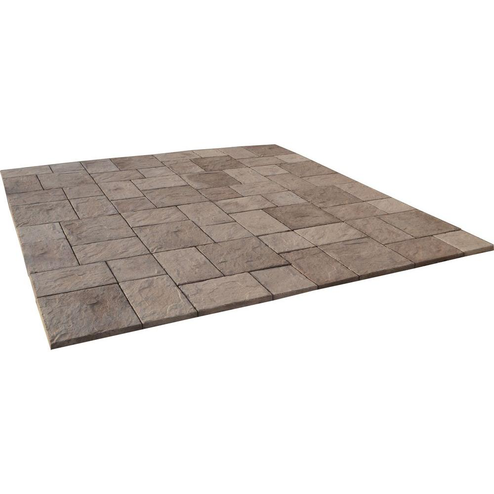 Home Depot Patio Slabs : Stonebilt concepts ft san juan blend heritage