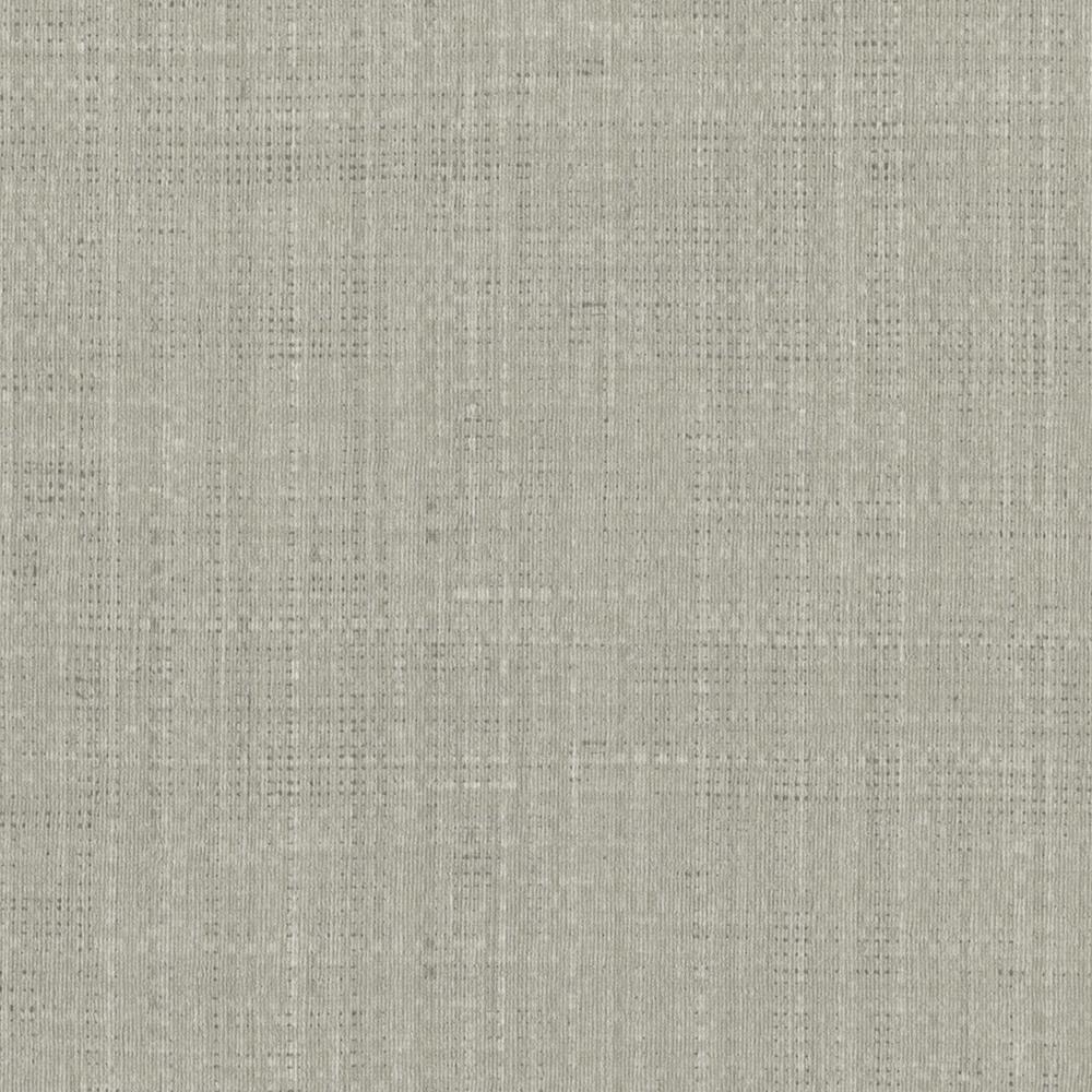 Gray Grasscloth Wallpaper: Brewster Jonus Grey Faux Grasscloth Wallpaper Sample-2741