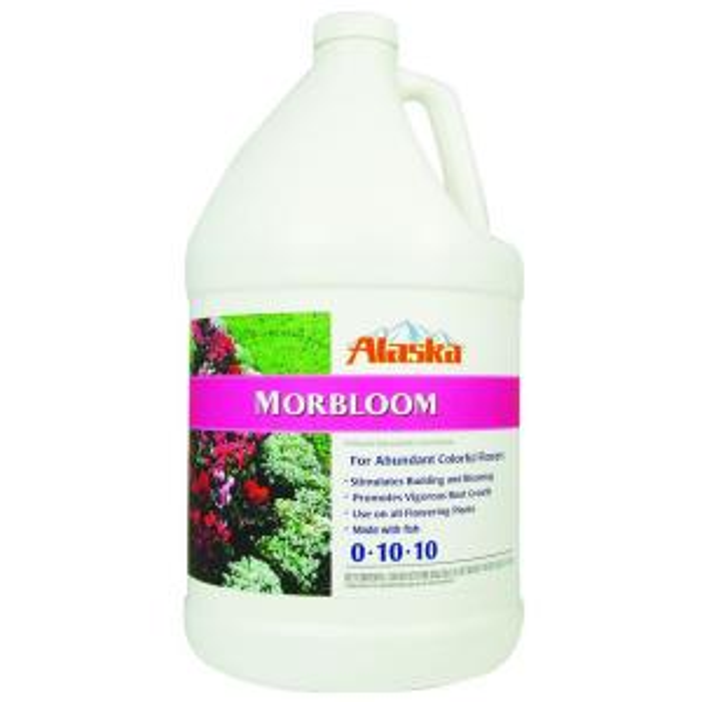 Alaska 1 gal 0 10 10 morbloom fertilizer 100099252 the for Fish fertilizer home depot