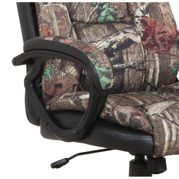 American Furniture Classics Mossy Oak High Back Executive Office Chair 1 843 20 900 The Home Depot