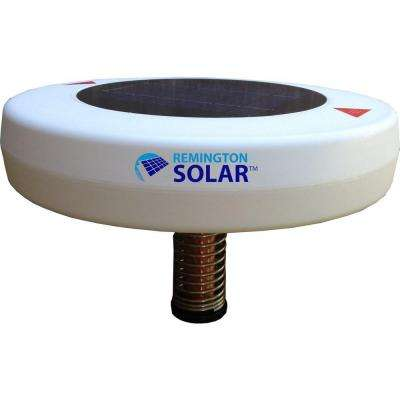 Chlorine-Free Sun Shock Pool Ionizer and Purifier