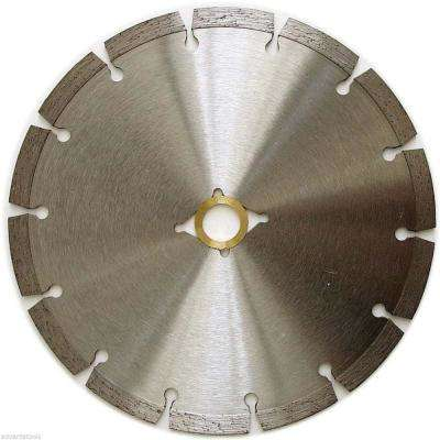 7 in. Segmented Diamond Saw Blade for Concrete and Masonry