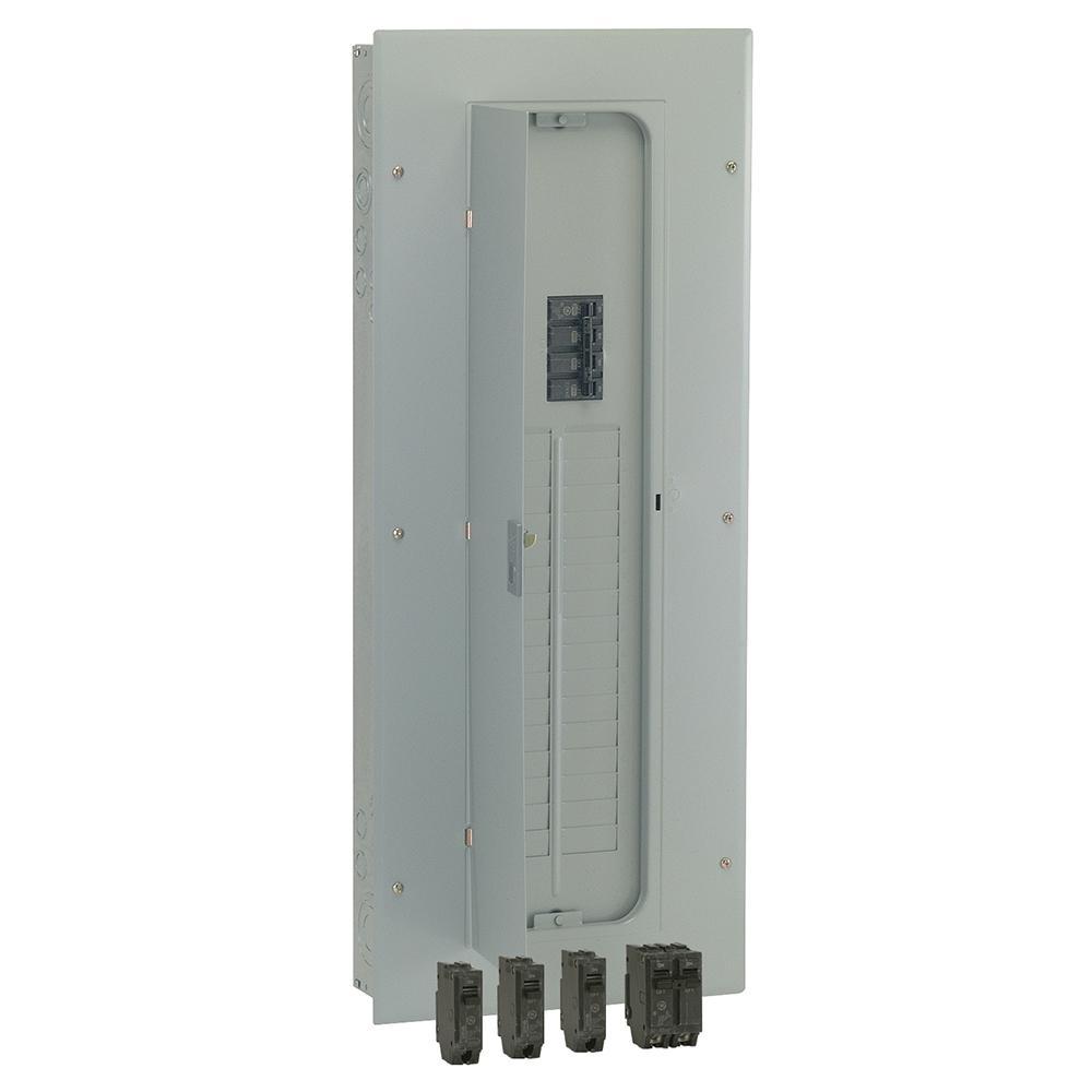 200 Amp 32-Space 64-Circuit Main Breaker Indoor Load Center Contractor Kit