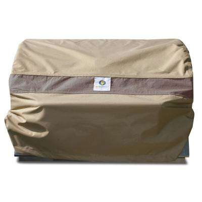 Elegant 33 in. BBQ Hood Cover