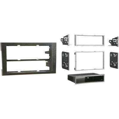 2002-2008 Audi A4 and S4 Single or Double DIN Installation Kit