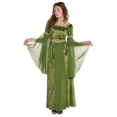 Womens Renaissance Gown Halloween Costume