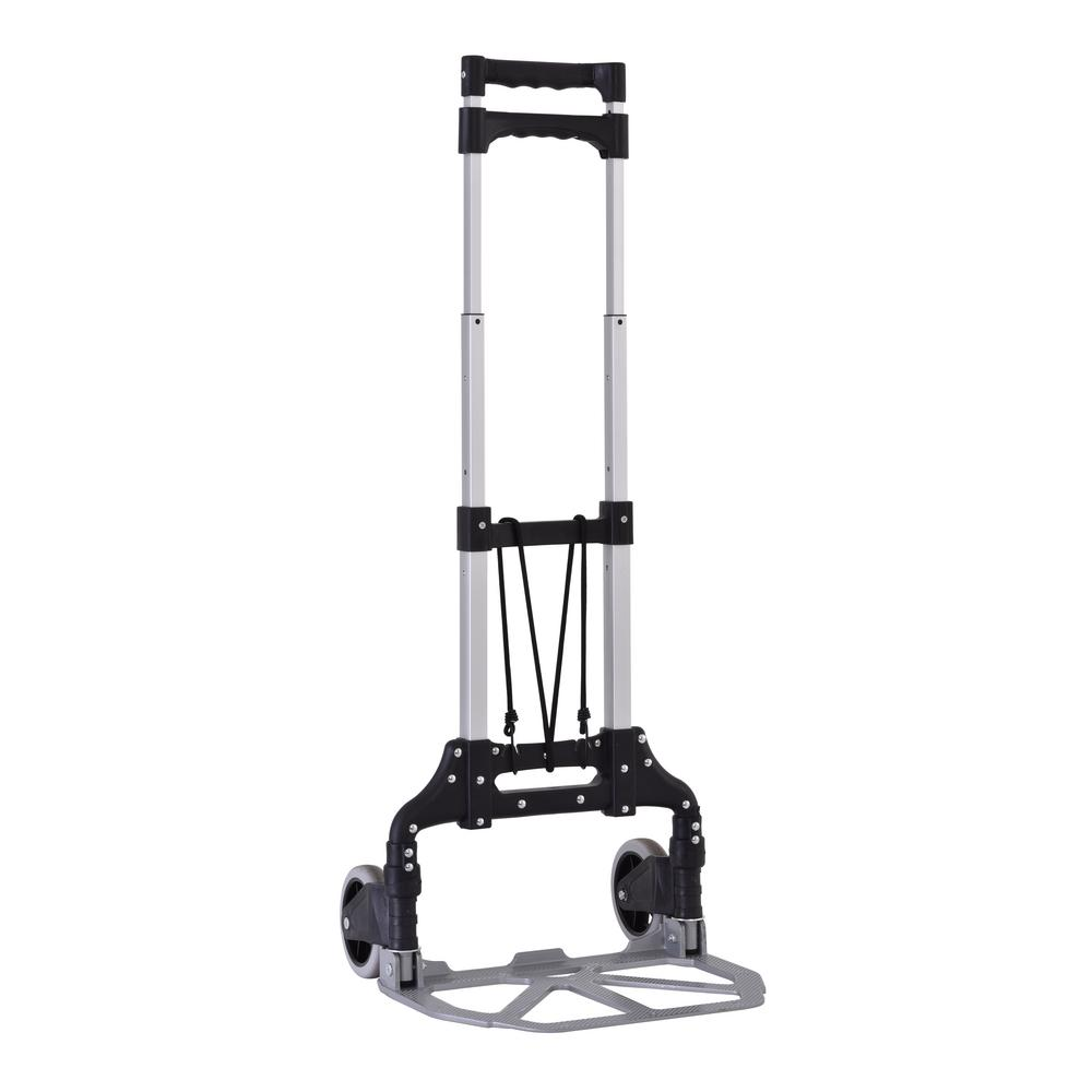 MuscleRack Muscle Rack 120 lbs. Capacity Folding Hand Truck Dolly