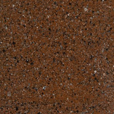 4 in. Colorpoint Technology Vanity Top Sample in Terracotta
