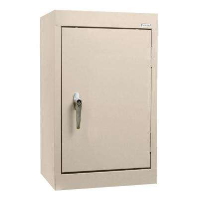 26 in. H x 18 in. W x 12 in. D Wall Cabinet in Putty
