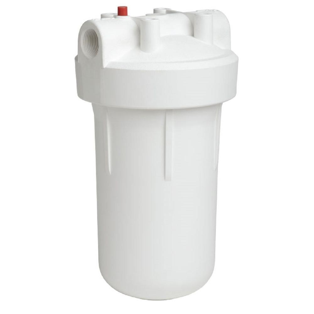 Glacier Bay High Flow Opaque Whole House Water Filter SystemHDG4HS4