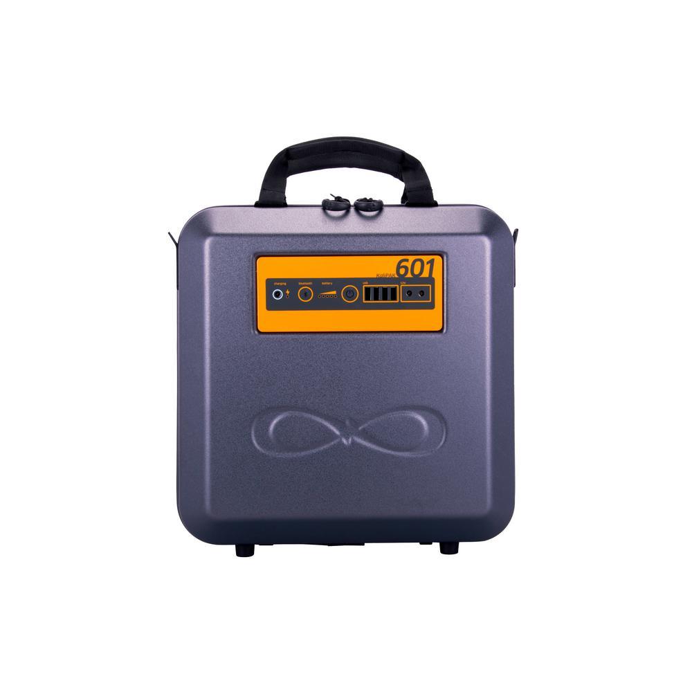 KaliPAK 601 558-Watt Hour Portable Solar Generator Kit