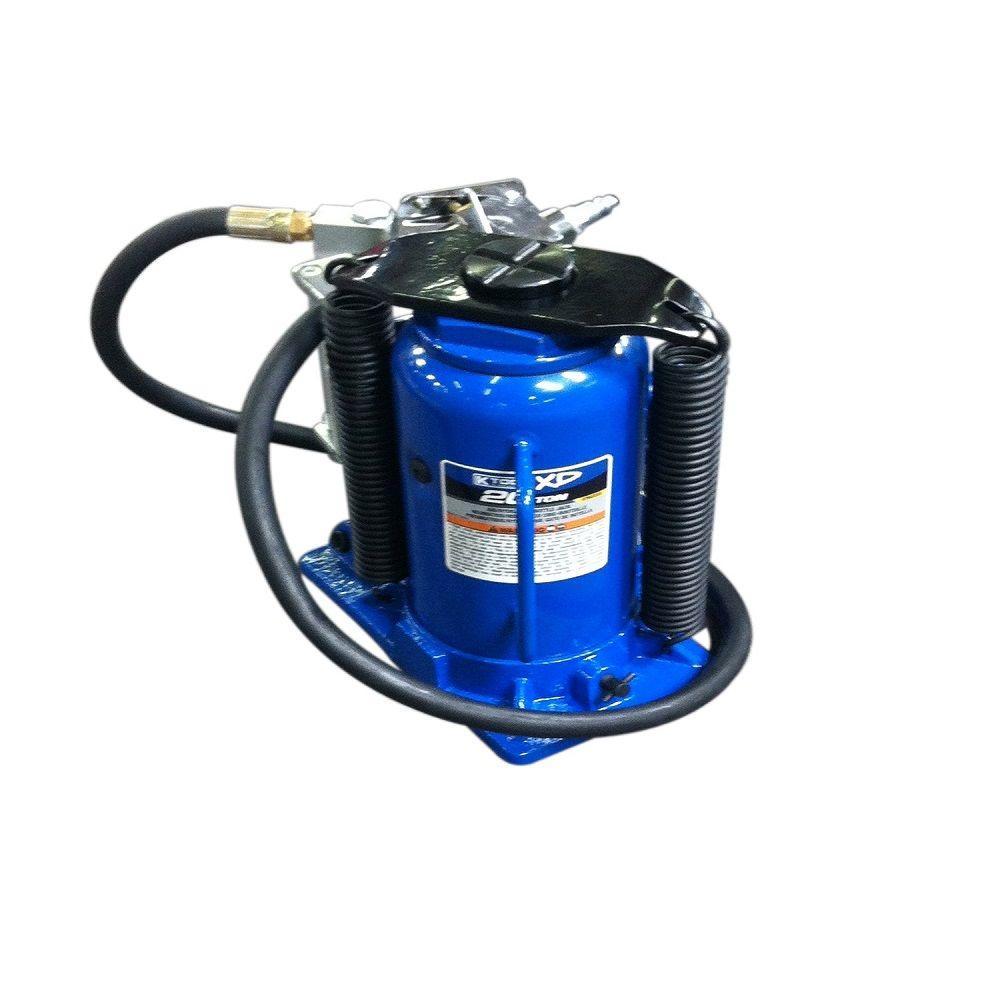 20-Ton Air Hydraulic Bottle Jack