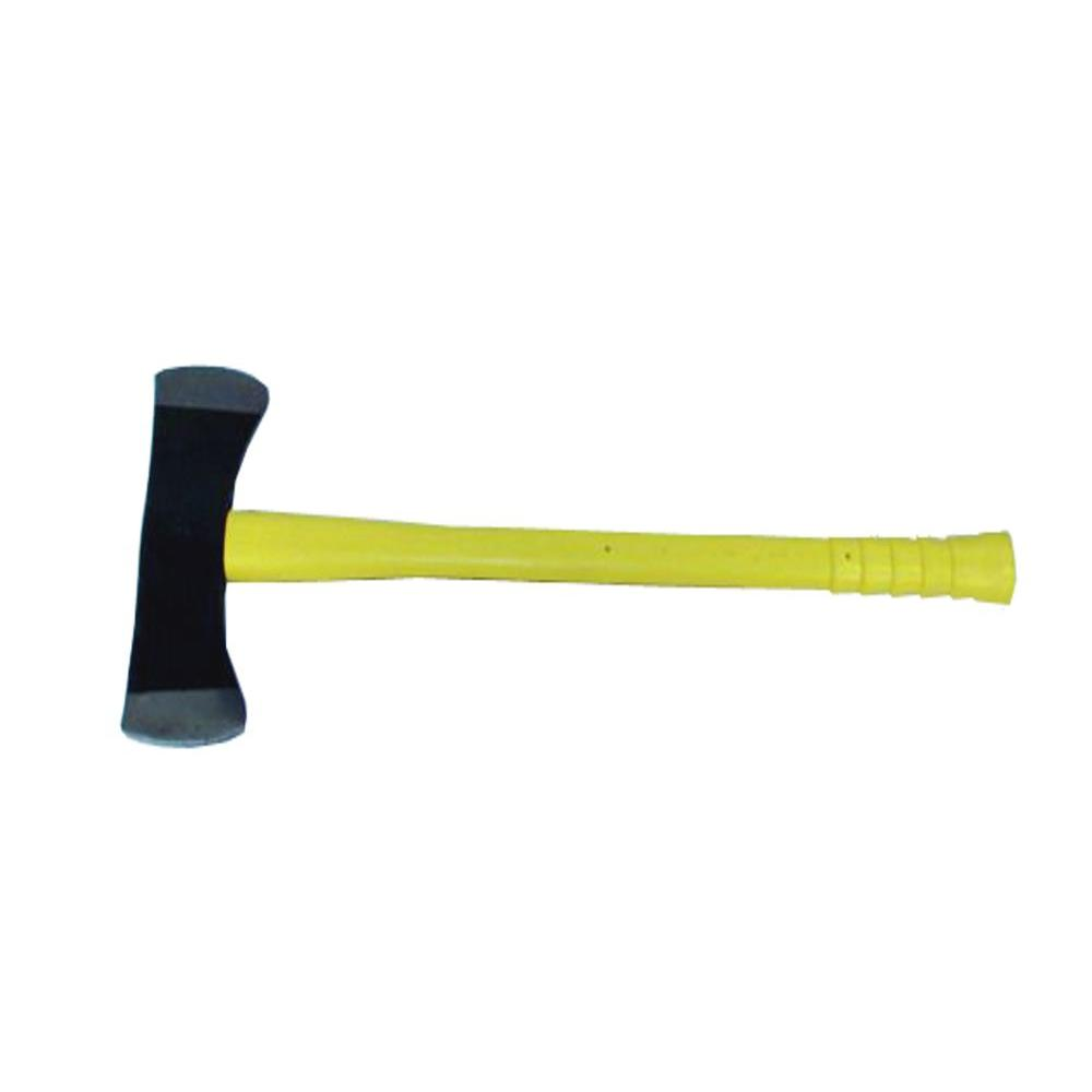 Nupla 3.5 lb. Michigan Double Bit Axe with 36 in. Fiberglass Handle