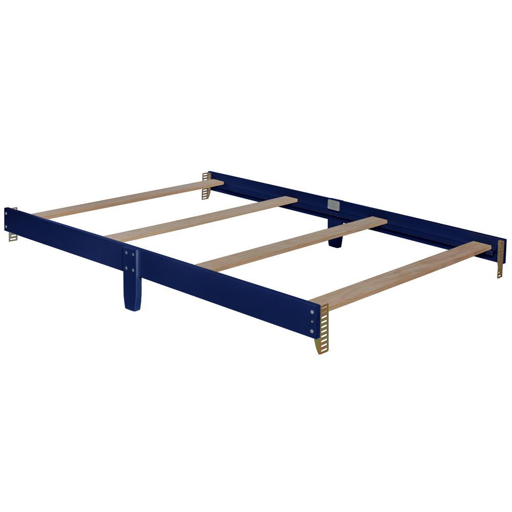 Universal Royal Blue Full Size Bed Rail (1-Pack)