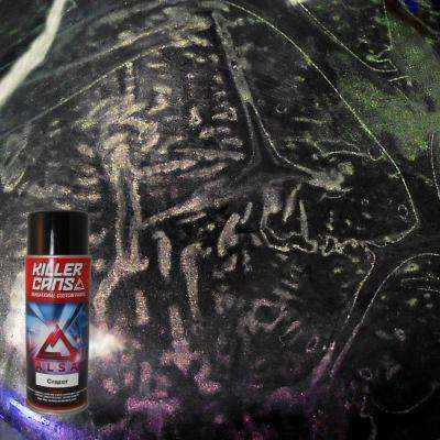 12 oz. Crazer Mystic Violet Killer Cans Spray Paint