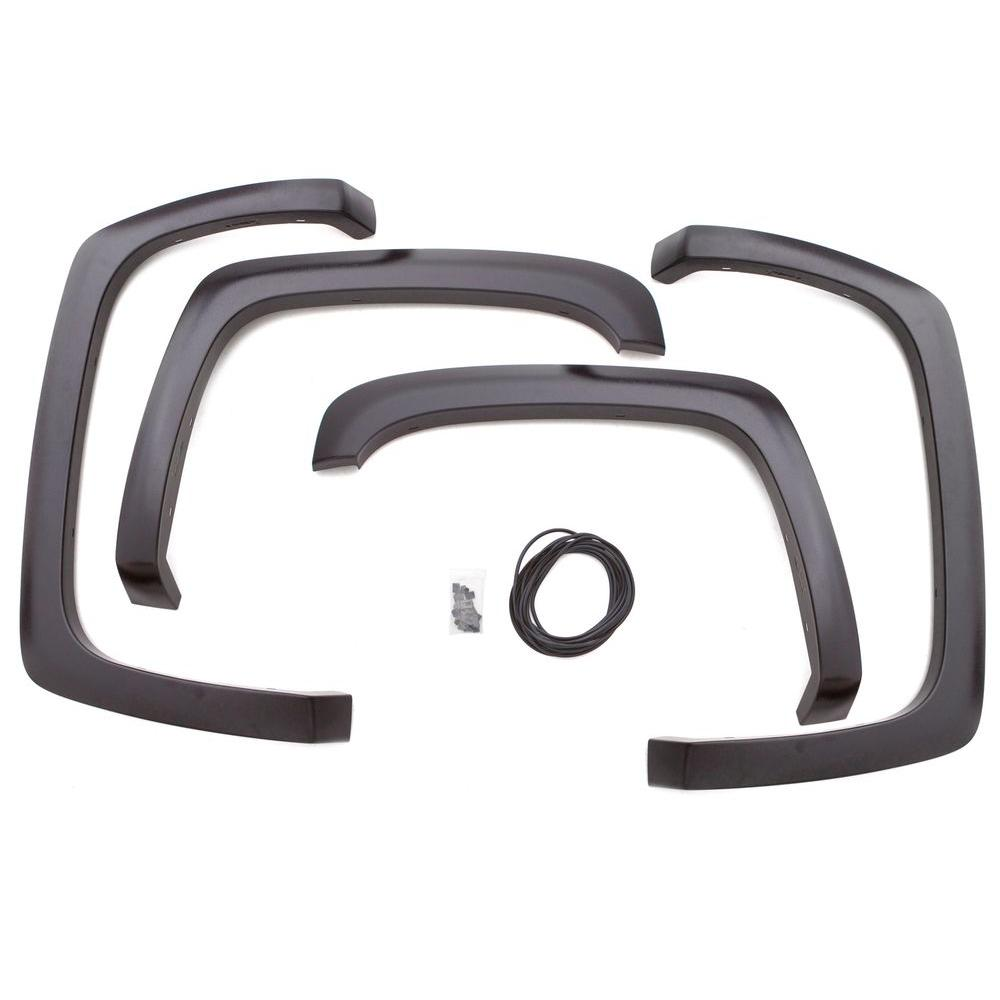 2002 Dodge Ram Lund Elite Series SX-Sport Style Fender Flares SX202T Front and Rear Set