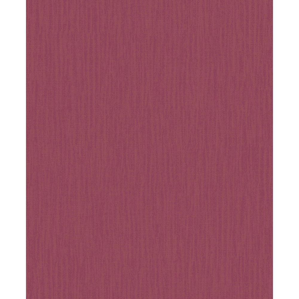 Advantage 8 in. x 10 in. Raegan Red Texture Wallpaper Sample