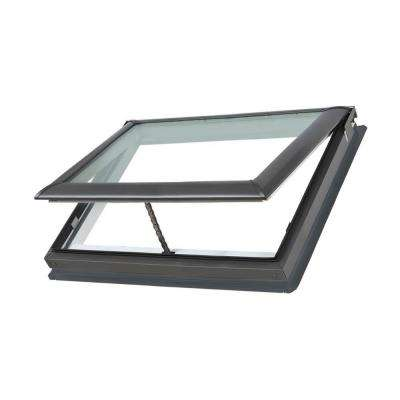 44-1/4 x 26-7/8 in. Fresh Air Venting Deck-Mount Skylight with Laminated Low-E3 Glass