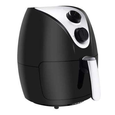 1500-Watt Electric Air Fryer Cooker with Rapid Air Circulation System Low-Fat
