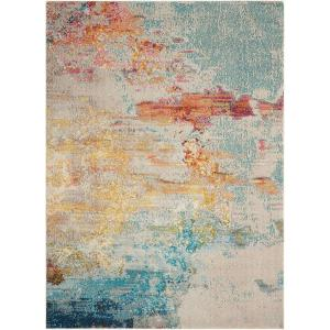 Nourison Celestial Sealife 2 ft. 2 inch x 3 ft. 9 inch Accent Rug by Nourison