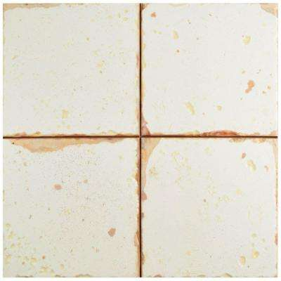Artisan Blanco 13 in. x 13 in. Ceramic Floor and Wall Tile (12.2 sq. ft. / case)