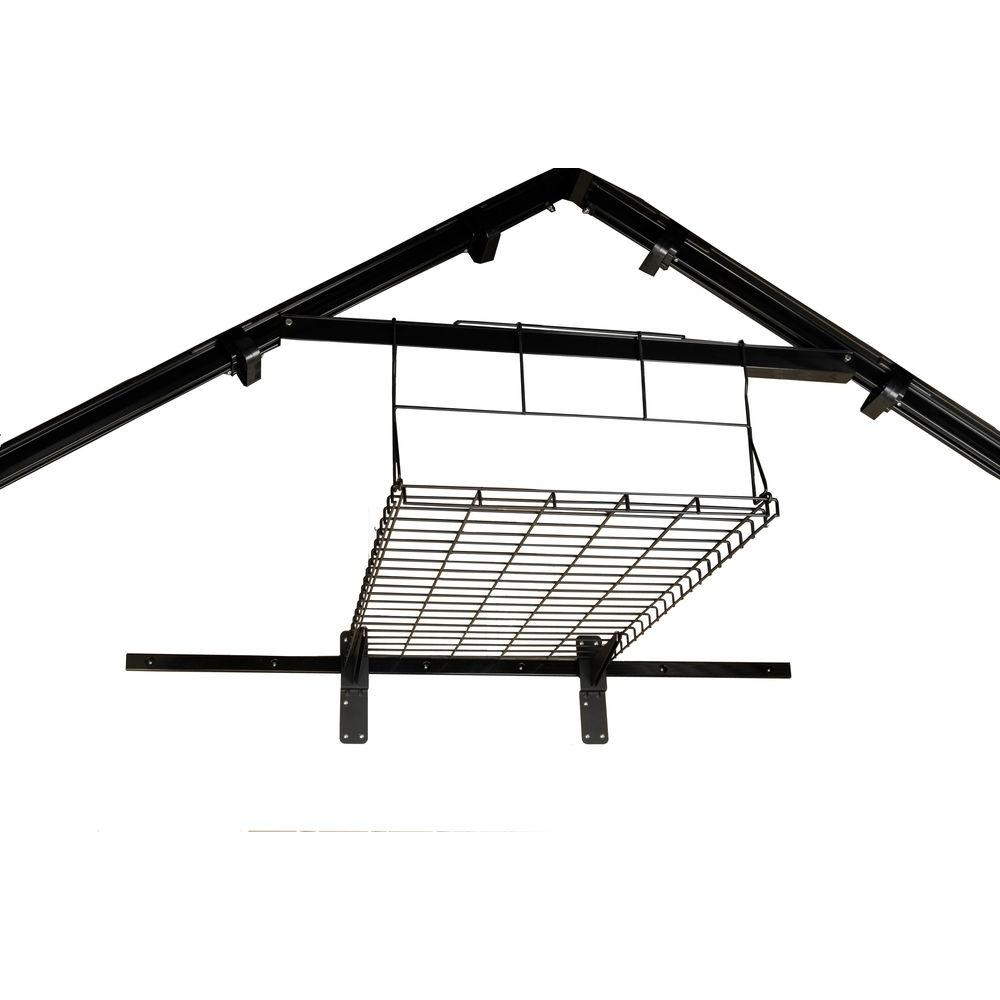 Suncast 3 ft. 7 in. x 2 ft. 1/2 in. Metal Shed Loft Kit for Alpine/Cascade/Sutton Series Sheds