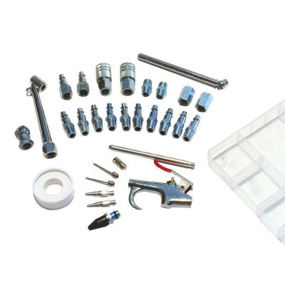 30-Piece Air Compressor Accessory Kit with Storage Case