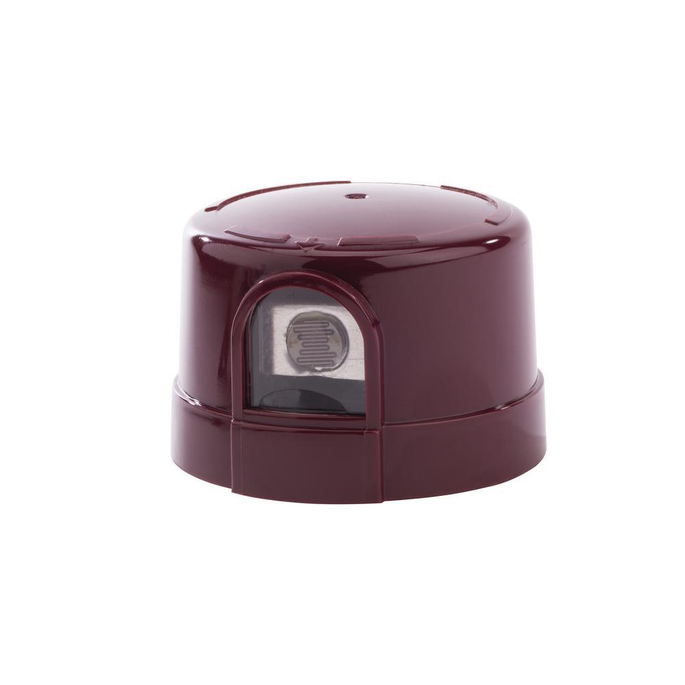 208-277-Volt CFL Twist-Lock Photo Control