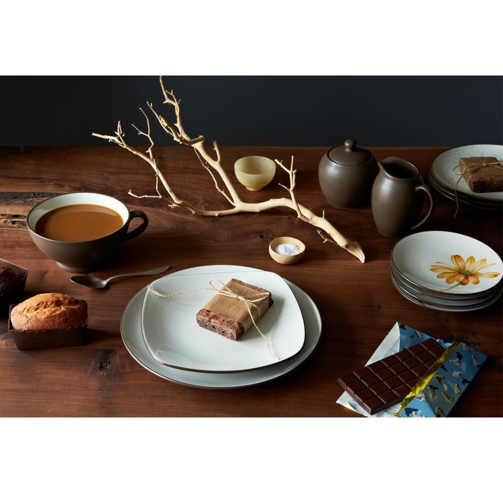 Colorwave 20 oz. Chocolate Pasta/Rim Soup Bowl
