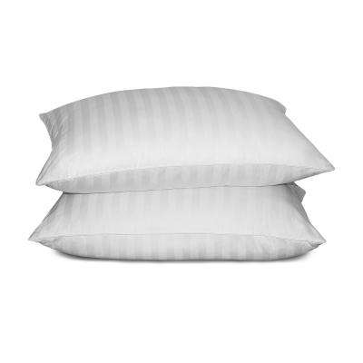 Siberian White Down King Pillow
