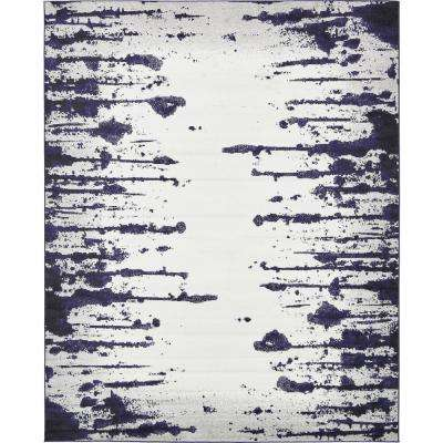 Metro Waterspot Ivory 8' 0 x 10' 0 Area Rug